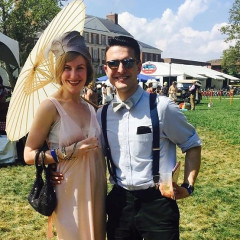 1920s Street Style From The 11th Annual Jazz Age Lawn Party
