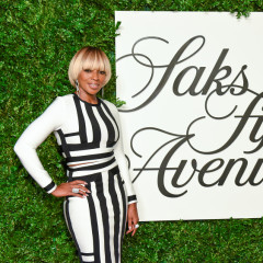 Saks Downtown Opens With Anna Wintour & Mary J. Blige