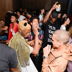 Interview & Topshop Celebrate NYFW At Kola House