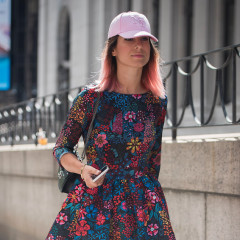 Fashion Week Street Style: Day 5