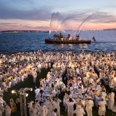 Diner En Blanc 2016: Inside NYC's Secret Dinner Party