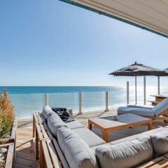 Step Inside Leonardo DiCaprio's $11 Million Malibu Beach House
