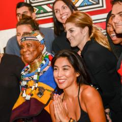 Belvedere Celebrates (RED) & South African Artist Esther Mahlangu
