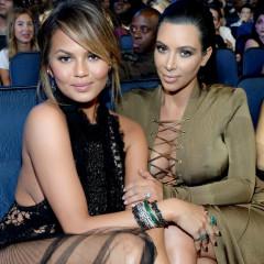 Chrissy Teigen Has Something To Say About Kim Kardashian's Robbery