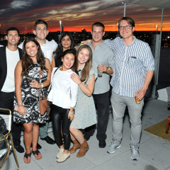 Inside Swoop's End Of Summer Party At The Top Of The Standard