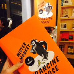Francine Prose Gets Meta With Her New Novel,