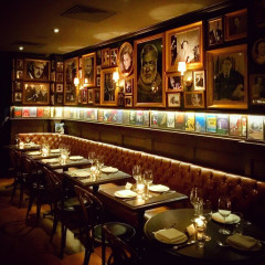 A Look Inside The Revived Chumley's, The Return Of A New York Institution