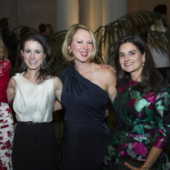 Best Dressed Guests: The 2016 Frick Collection Autumn Dinner