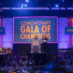 Inside The CoachArt Gala Of Champions 2016