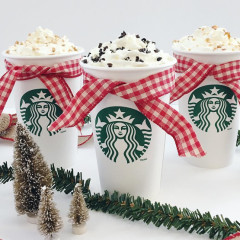 7 Cheap & Chic Holiday Gifts Straight From Starbucks