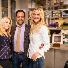 Inside Manhattan Magazine & DELGATTO's Jewelry Event For Dubin Breast Center