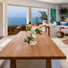 Inside Cindy Crawford's $60 Million Malibu Estate