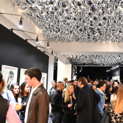 Inside The Opening Of CJ Hendry's The Trophy Room