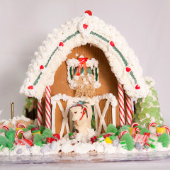 The NYC Gingerbread Houses That'll Run You $1000