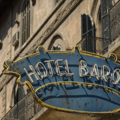 Inside Aleppo's Baron Hotel, The Iconic Inn That Inspired The Jane In NYC