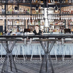 Which Two Neighborhoods Tied For Opening The Most New Bars This Year?