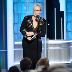 The Best (& Worst) Political Statements At The Golden Globes