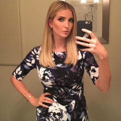 Why Can't Ivanka Trump Stop Taking Lame Selfies?
