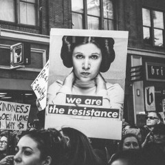 Why Princess Leia Is Still The Face Of The Resistance