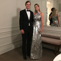 Hey Ivanka, Could You Not Right Now?