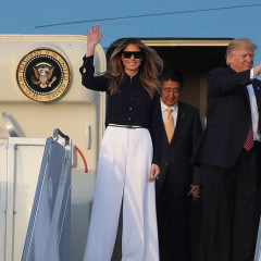 Melania Trump Really Thinks She's Jackie Kennedy