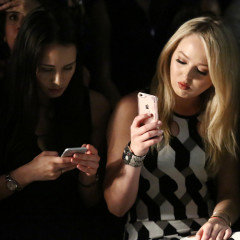 No One Wanted To Sit Next To Tiffany Trump At Fashion Week