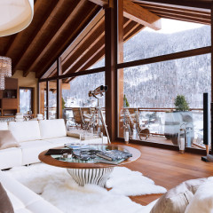 Inside The World's Most Luxurious Ski Chalets