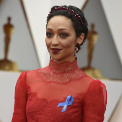 The Blue Ribbon Taking Over The Oscars Red Carpet