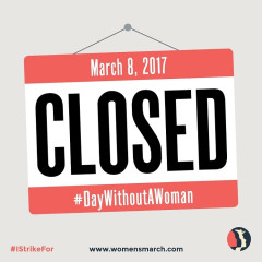 Why I Strike: A Message From Our Team On International Women's Day 2017