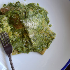 Testaroli: The Healthy Pancake Pasta You've Never Heard Of