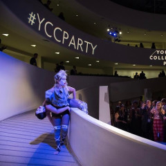 The Guggenheim's YCC Party Was Filled With Underwear-Clad Dancers & More!