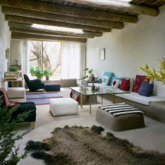 Inside Georgia O'Keeffe's Desert Nirvana Home