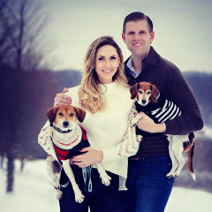 Eric Trump & Wife Lara Are Expecting Their First Child