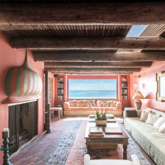 Rent Sting's Malibu Meets Morocco Beach House This Summer