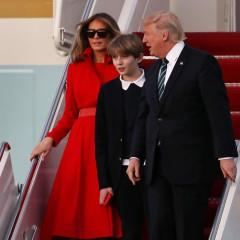 Barron Trump's 11th Birthday Bash Was Pretty Chill