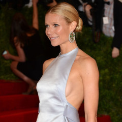 Gwyneth Paltrow Reveals Her Met Gala Outfit