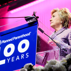 Hillary Clinton, Meryl Streep & More Celebrate 100 Years Of Planned Parenthood
