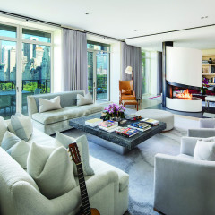 Sting's Surprisingly Gorgeous $56 Million Penthouse