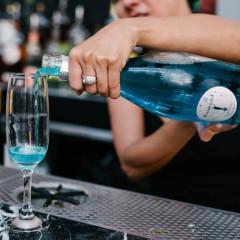 Blue Prosecco: Classy Or Carbonated Gatorade?