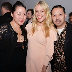 Chloe Sevigny Joined Creative Time To Toast Opening Ceremony's Humberto Leon & Carol Lim
