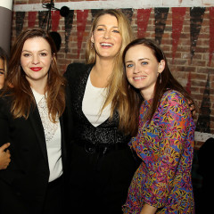 Blake Lively, Alexis Bledel & Amber Tamblyn Have A