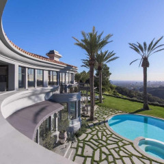 Inside Kylie Jenner's New $35 Million Rental Mansion