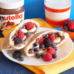 The World's First Nutella Café Is Opening This Month