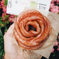 Doughnut Flowers Have Bloomed In NYC