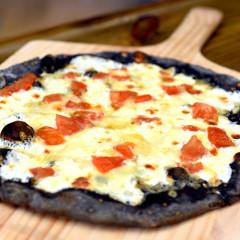 Black Pizza Has Come To America