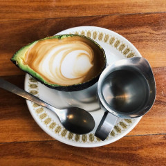 Avocado Lattes Went From Internet Prank To Actual Thing