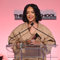 Rihanna Stole The Show At The 69th Annual Parsons Fashion Benefit