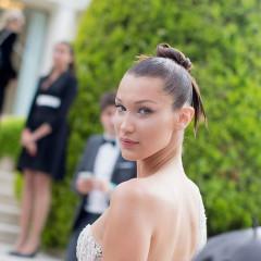 Lindsay Lohan & Bella Hadid Party At amfAR's Annual Cannes Gala