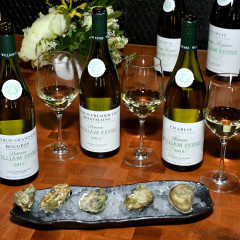 Oysters & Chablis Hosted By William Févre Chablis
