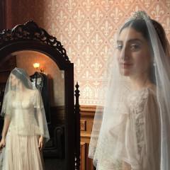 Inside Arden Wohl's Artsy Williamsburg Wedding